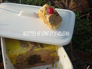 RECETTE D'UN FOIE GRAS, COEUR DE FRUITS SECS ET ARMAGNAC EN ... | foie gras | Scoop.it