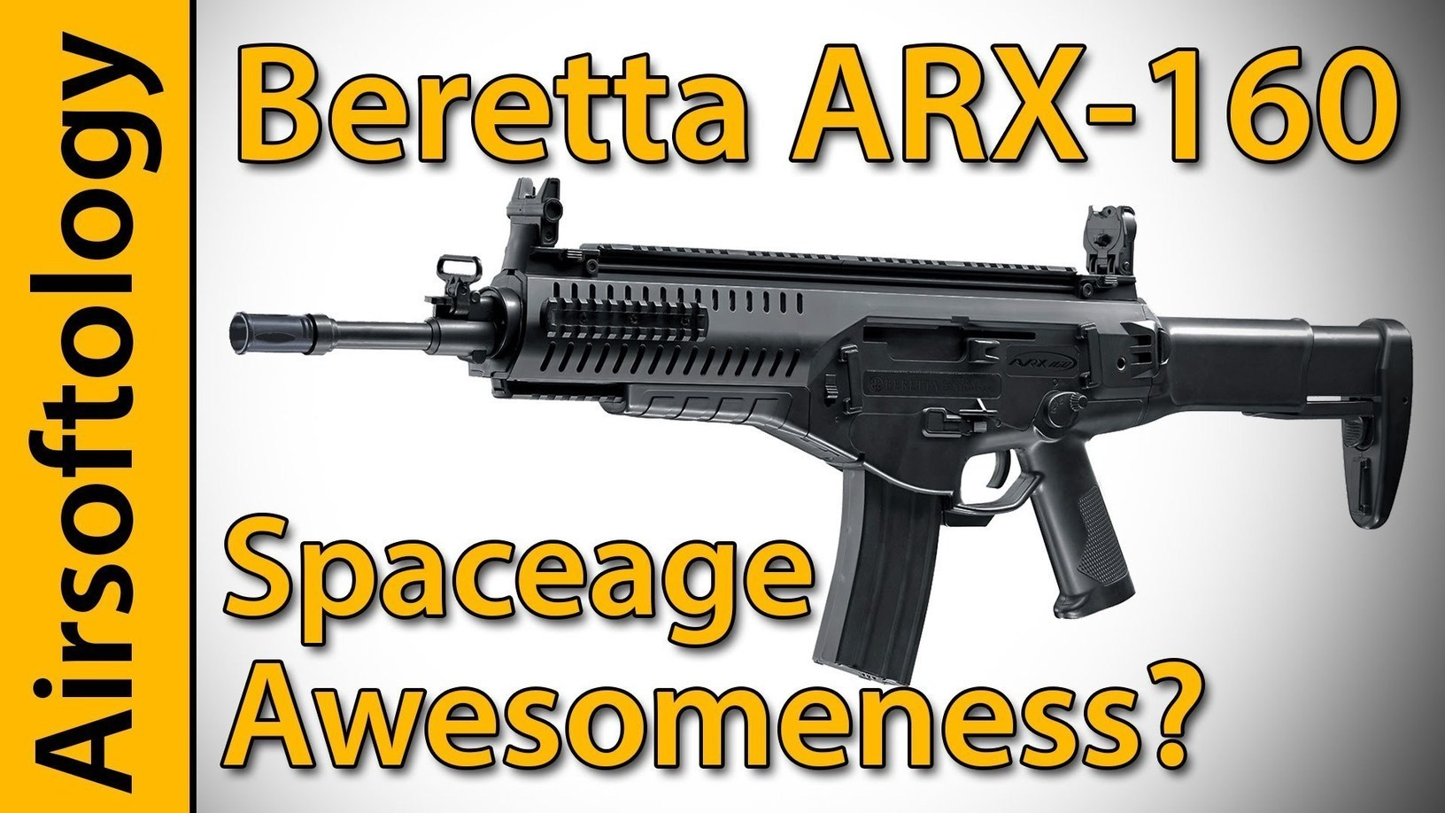 Space Age Shooter The Beretta Arx 160 Elit