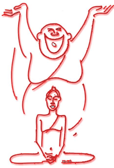 Can Buddha Laugh? | transerfing&EN | Scoop.it