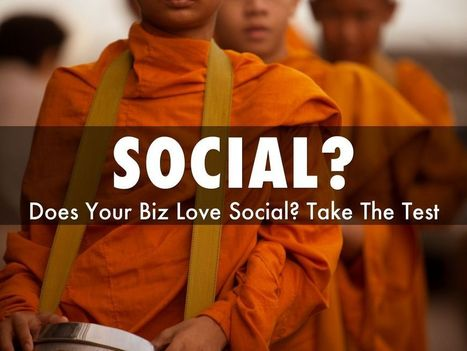Does Your Business or Brand LOVE Social Marketing? Take The Test via @HaikuDeck by Martin Smith | Social Marketing Revolution | Scoop.it