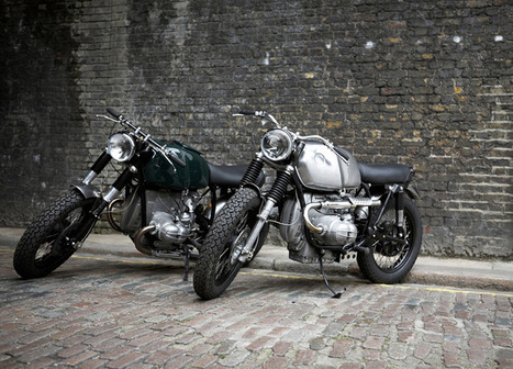 BMW UM-3 SCRAMBLER by UNTITLED MOTORCYCLE   BMW Classic   Scoop.it