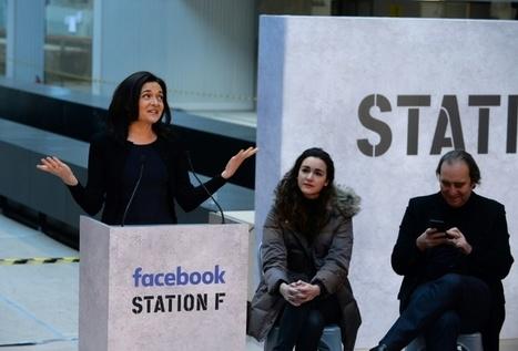 Facebook lance en France son premier programme d'accompagnement de start-up | Actualité Social Media : blogs & réseaux sociaux | Scoop.it
