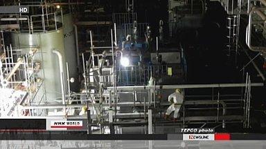 Tepco a stoppé le système de décontamination pendant une demi-journée | NHK WORLD French | Japon : séisme, tsunami & conséquences | Scoop.it