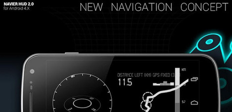 Navier HUD Navigation Premium v2.0.9 APK Free Download | wewe | Scoop.it