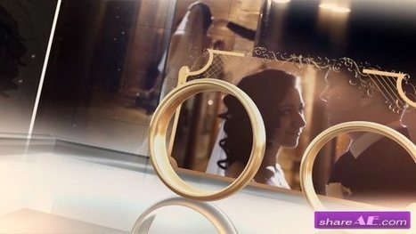Free Wedding Pages After Effects Templates Down
