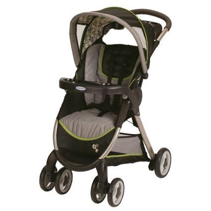 Graco FastAction Fold Classic Connect Stroller Surrey