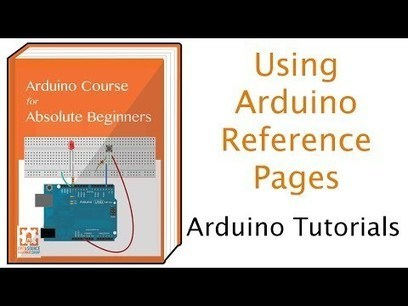 How to Use and Understand the Arduino Reference  Open Source Hardware Group Arduino Tutorials | Computer Science in Middle and High Schools | Scoop.it