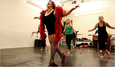 Burlesque Workout Classes in New York | Celebrating Fabulosity: Pinup to Burlesque! | Scoop.it