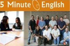 5 Minute English - ESL Lessons | English Teaching & ICT (EEOOII - Escuelas Oficiales de Idiomas) | Scoop.it