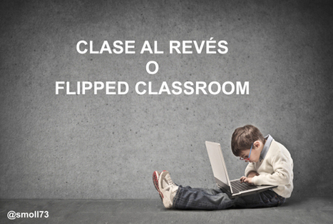Cómo grabar la pantalla de tu PC para dar una clase al revés | NTICs en Educación | Scoop.it