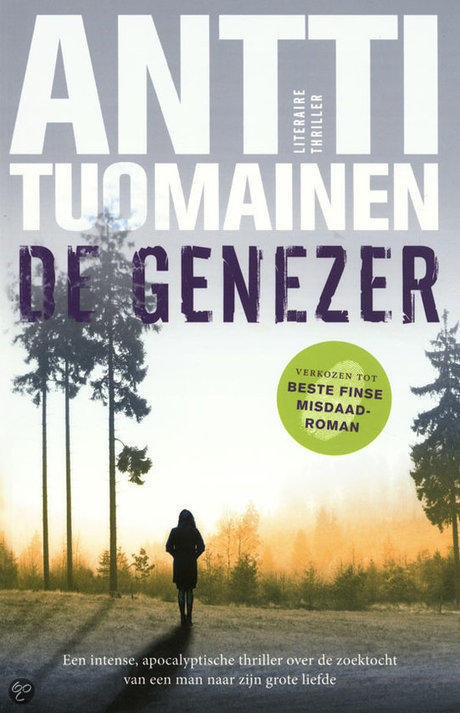 Beste Finse misdaadroman van 2011 in het Nederlands verschenen ... | Boekennieuws | Scoop.it