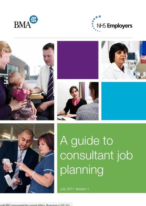 The NHS Consultant Contract | Leadership and Management of Healthcare Systems | Scoop.it