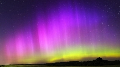 Summertime stargazing: Aurora Borealis lights up nighttime sky | Astronomy Project | Scoop.it