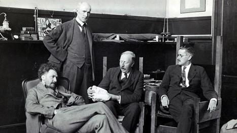 Ezra Pound's transatlantic poet's society | The Irish Literary Times | Scoop.it