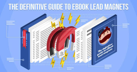 The Comprehensive Guide to Building an eBook for Your Lead Magnet | web digital strategy | Scoop.it