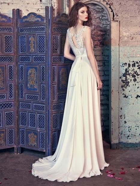 2f4767257ec0 Galia Lahav   la favola bohemien della collezione 2016 di abiti da sposa