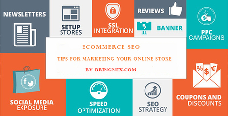 Ecommerce SEO Tips: Best SEO Strategy to Build eCommerce Website | #SocialMedia, #SEO, #Tecnología & más! | Scoop.it