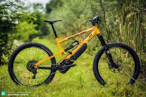 be8b70a6d07229 Nicolai Electric Bikes on Display in Las Vegas at Interbike 2014 by Nicolai  USA