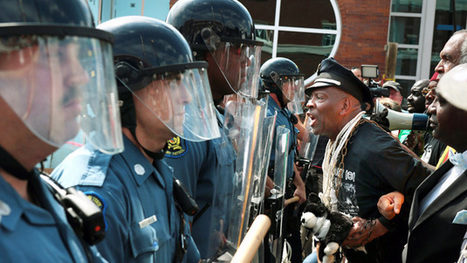 Ferguson Is 60 Percent Black. Virtually All Its Cops Are White   Community Village Daily   Scoop.it