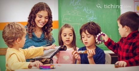 Musicoterapia: una forma diferente de aprender | El Blog de Educación y TIC | PEDAC | Scoop.it