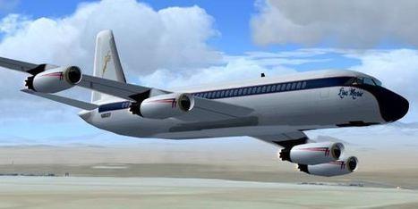 FSX/P3D – Convair 880 Mega Package V3 | P