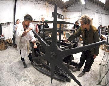 Stages lithographie - Atelier Sfumato - Corinne Forget - MONTREUIL | Parisian'East, la communauté urbaine des amoureux de l'Est Parisien. | Scoop.it