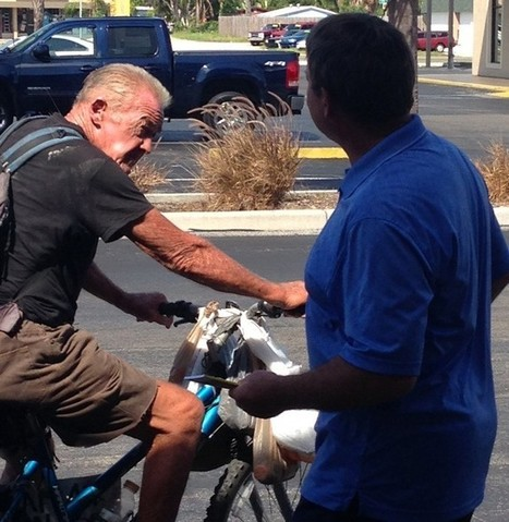Kentucky pastor finds homeless dad in Bradenton after 38-year search | Bay News 9 | Troy West's Radio Show Prep | Scoop.it