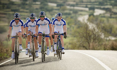 The all-diabetic cycling team going against type 1 | diabetes and more | Scoop.it