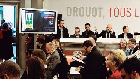 La vente des vins de l'Élysée rapporte plus de 718.800 euros | Communication Vin | Scoop.it