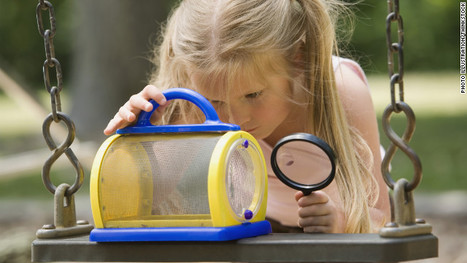 Your preschooler thinks like a scientist | Learning in the Media | Scoop.it