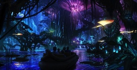 Disney reveals first look at majestical Avatar Land in Animal Kingdom | Transmedia: Storytelling for the Digital Age | Scoop.it