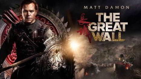 La grande muraille: Matt Damon reprend du service, dans un film historique | Nalaweb | Scoop.it