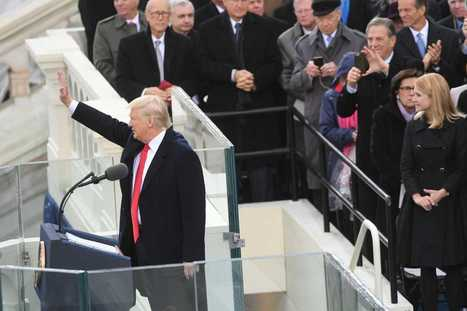 Donald Trump's inaugural address: Full text as prepared for delivery | A WORLD OF CONPIRACY, LIES, GREED, DECEIT and WAR | Scoop.it
