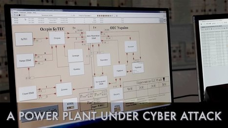 What happens when a power plant comes under cyber attack? | Informática Forense | Scoop.it