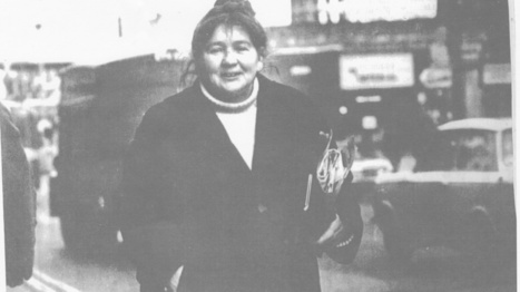 Madge Herron: Eccentric and brilliant Irish poe