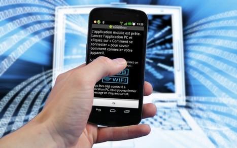 Tutoriel : Gérer son téléphone depuis son PC avec myDesktop Companion | mlearn | Scoop.it