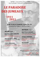 LE PARADOXE DES JUMEAUX : interprétations en conflit | Philosophie en France | Scoop.it