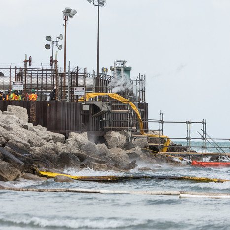 BP more than doubles estimate of oil spill in Lake Michigan | Oil Spill | Scoop.it