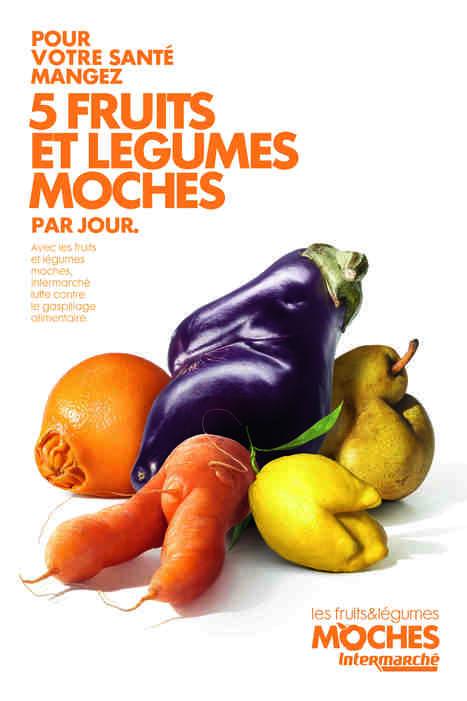 L'heure juste sur les fruits et légumes moches | Food waste | Gaspillage alimentaire | Scoop.it