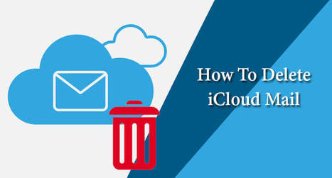 How to Delete iCloud Mail Account Easily | Emai