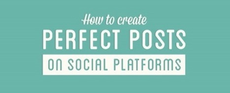 How To Write Social Media Posts on Facebook, Twitter, Google+ and Pinterest   Digital, Social Media and Internet Marketing   Scoop.it
