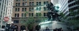Ingress - It's time to Move. - Google launches global augmented reality game Ingress | Augmented Reality geeks | Scoop.it