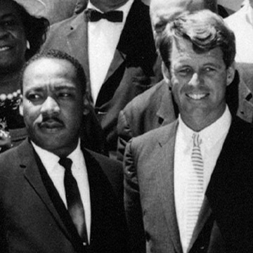we can make an effort, as Martin Luther King did, to understand and to comprehend, - Robert F. Kennedy | Empathy, Respect, Tolerance and Compassion | Scoop.it