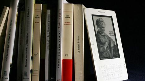 La lecture numérique s'installe doucement dans les foyers français - Le Figaro   L'édition numérique du vin   Scoop.it