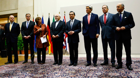 P5+1 and Iran agree landmark nuclear deal at Geneva talks (Incl full txt of Agreement) | Occupied Palestine | Scoop.it