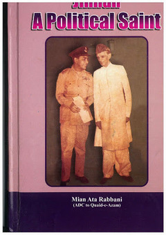 Jinnah A Political Saint By Mian Ata Rabbani - Free eBooks | Free Download Pdf Books | Scoop.it