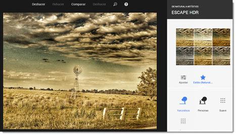 Google+: nuevas funciones en su editor de fotografías | Arte y Diseño | Scoop.it