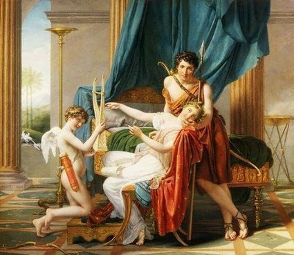 Safo de Lesbos, la Décima Musa | maria | Scoop.it