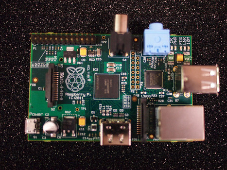 $35 Raspberry Pi Micro-Computer Now Shipping to Customers | Raspberry Pi | Scoop.it