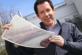 Aussie scientists print flexible solar panels | Buzz on Bizz | Scoop.it
